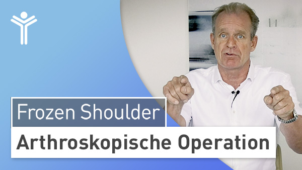 Operation der Frozen Shoulder