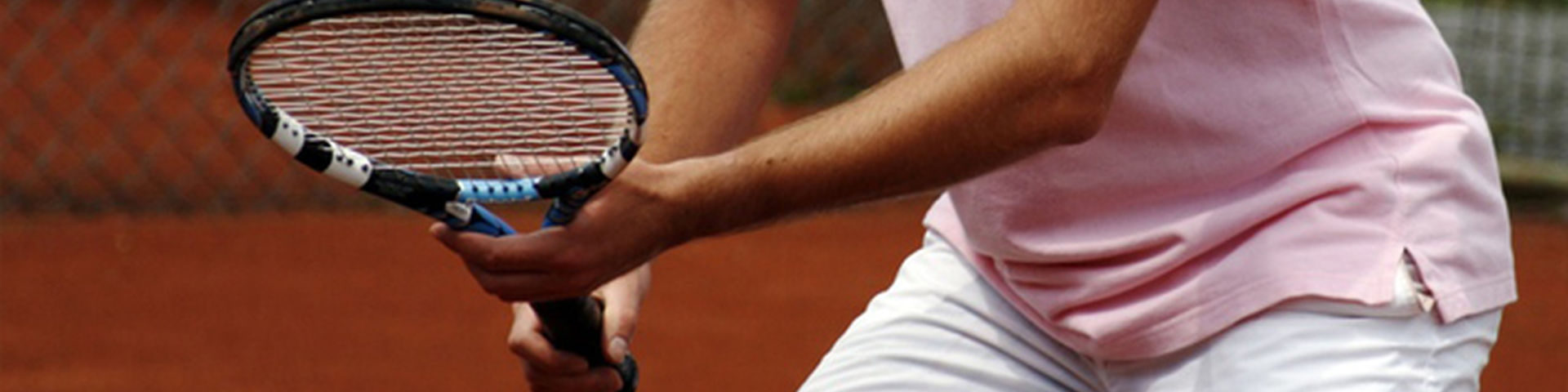 Header: Tennisarm