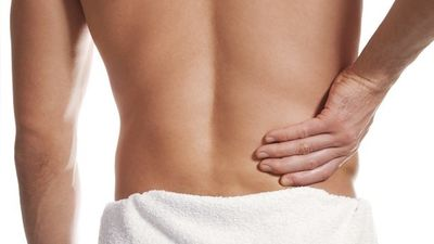 Antibiotics against chronic back pain?